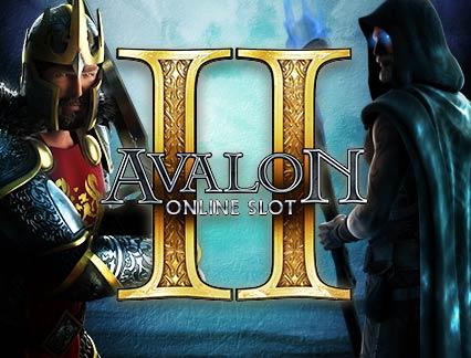 Avalon 2 pokie
