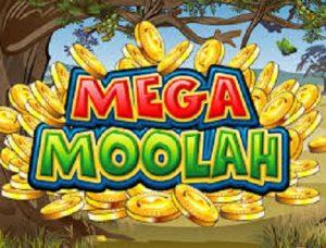 Mega Moolah cover