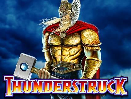 Thunderstruck pokie