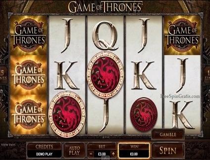 Game of Thrones Pokie