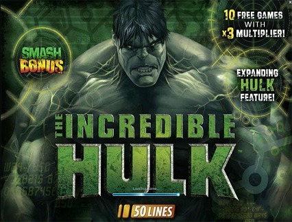 Play on The Incredible Hulk