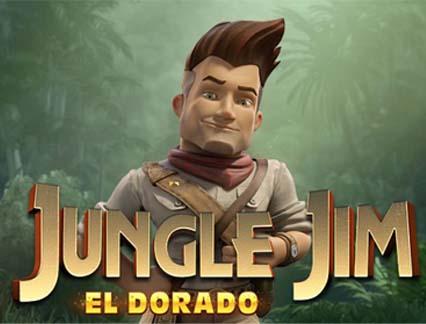 Jungle Jim El Dorado pokie game