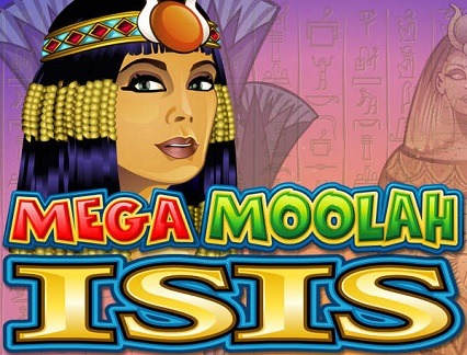 Play on Mega Moolah Isis