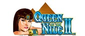 Logo of Queen of the Nile II slot