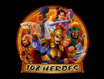 108 Heroes Pokie