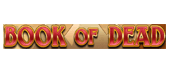 Logo of Book of Dead slot