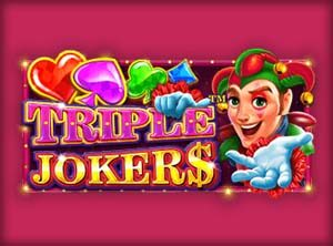 triple joker new release
