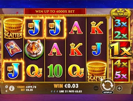 Raja slots today