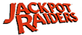 Logo of Jackpot Raiders slot