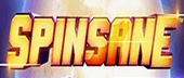 Logo of Spinsane Pokie slot