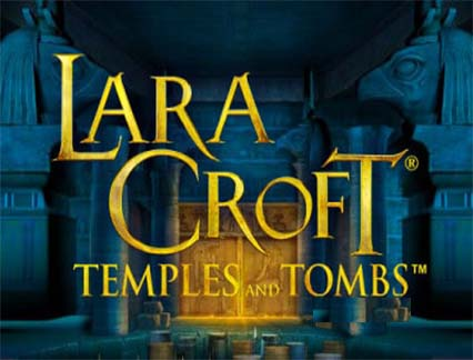Lara Croft: Temples And Tombs pokie cover