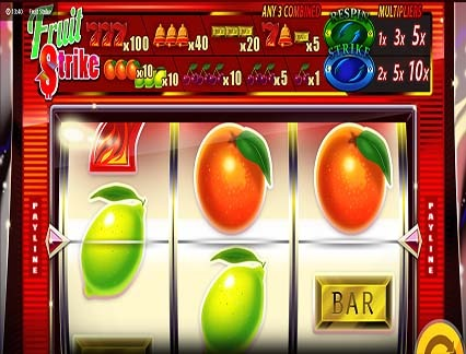 fruit strike screenshot 1