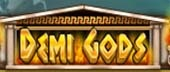 Logo of Demi Gods slot