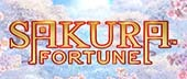 Logo of Sakura Fortune slot