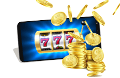 mobile pokies win
