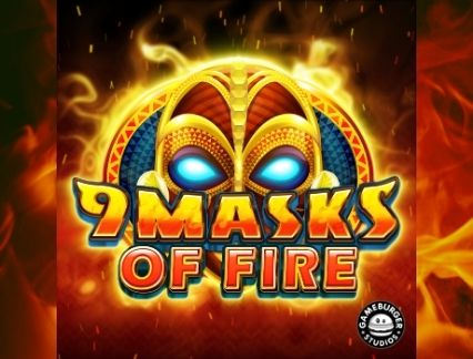 9 Masks of Fire Cover