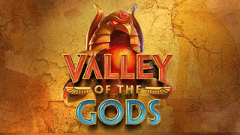 Valley of the Gods pokie by Yggdrasil