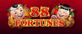 Logo of 88 Fortunes slot