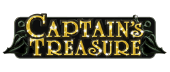 Logo of Captain's Treasure slot