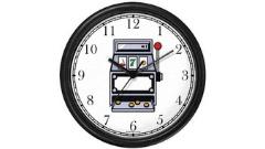 Pokie Clock
