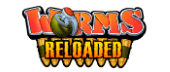 Logo of Worms Reloaded slot