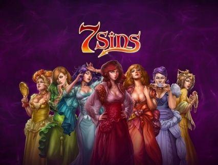 7 Sins slot game