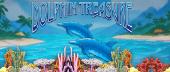 Logo of Dolphin Treasure slot
